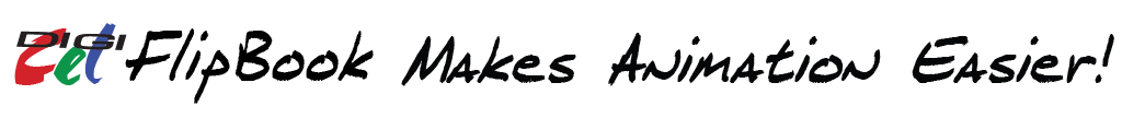 FlipBook Logo and Tag Line
